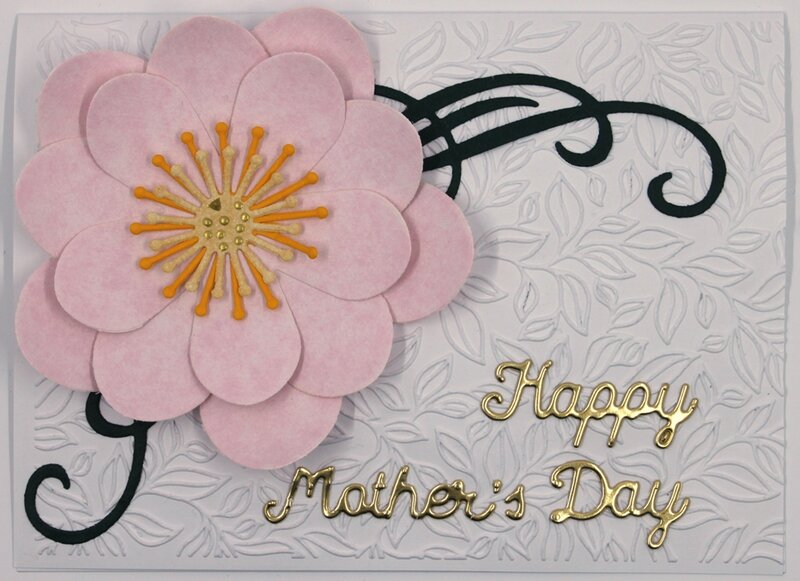 Mothers Day Card - 1