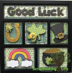 Good Luck Shadowbox