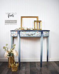 Re-design Console Table by New Old Finds