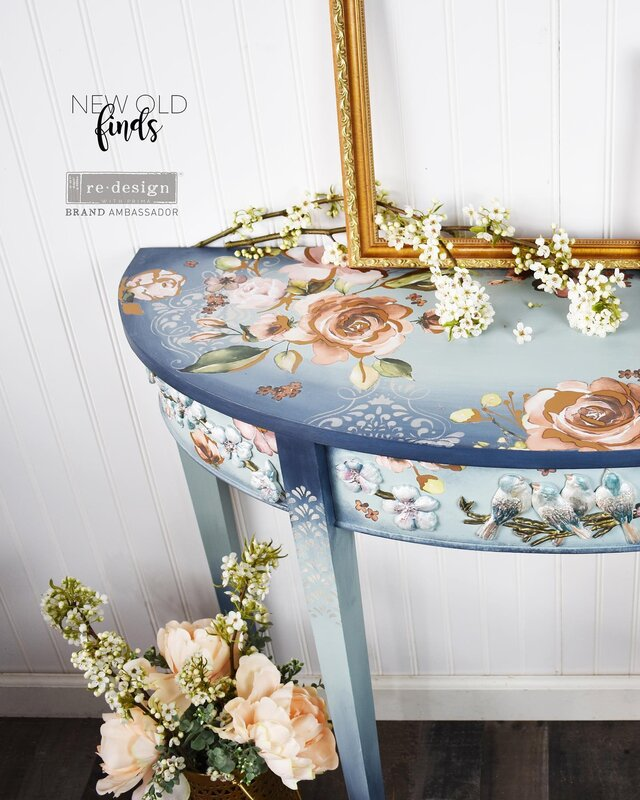 Re-design Console Tabel by New Old Finds