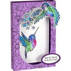 Hummingbird Hope Dome WindowRama Card