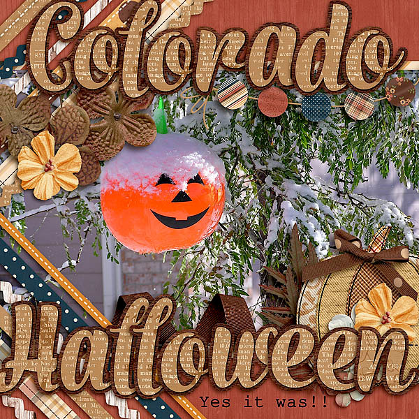 Colorado Halloween