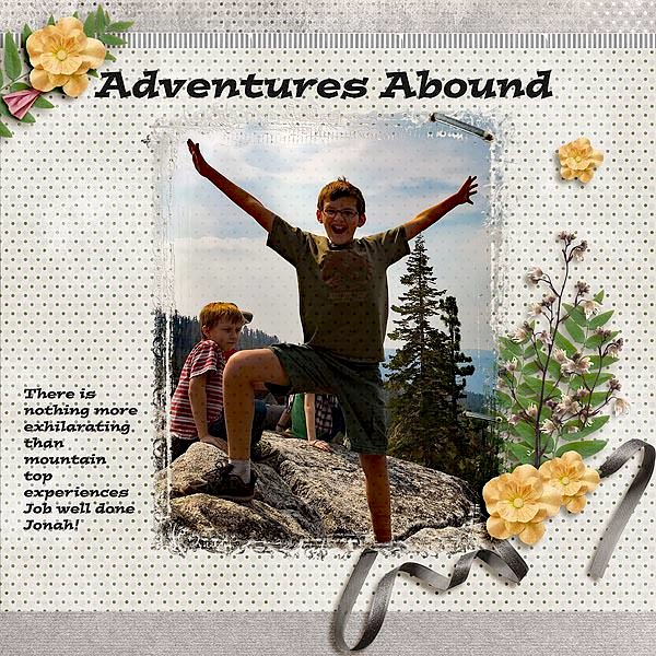 Adventure Abounds
