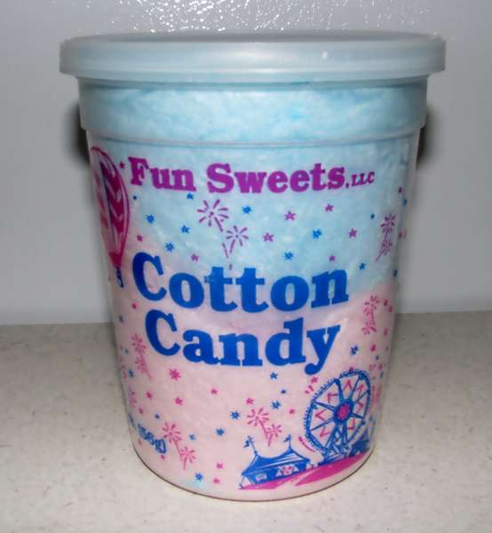 #16 - Cotton Candy (8 Pts)