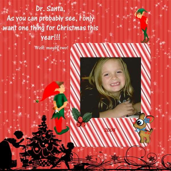 Dr. Santa