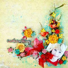 Enchanting - **Prima August Product Pick & Palette