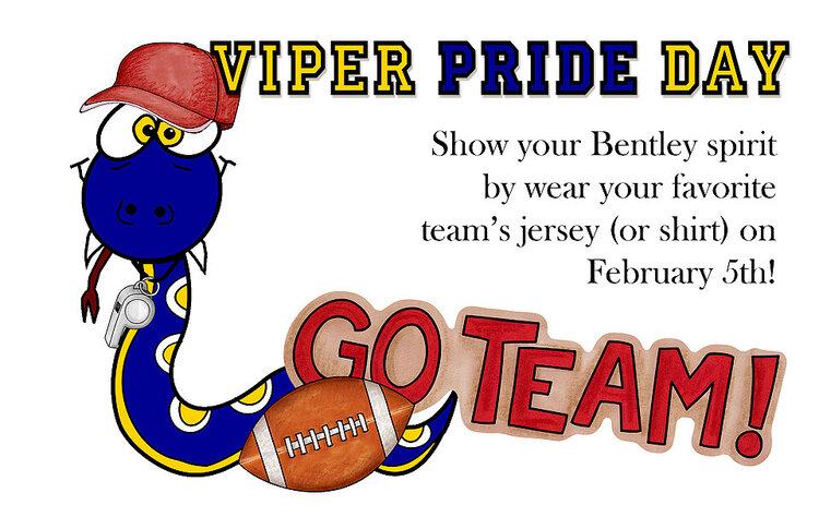 Viper Pride February