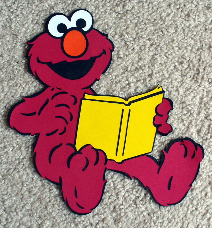 DS1 Cricut Elmo