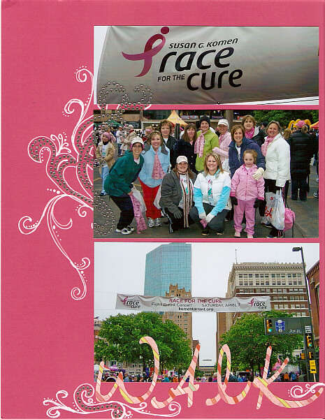 Race for the Cure 2007