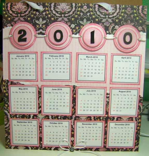 2010 Calendar
