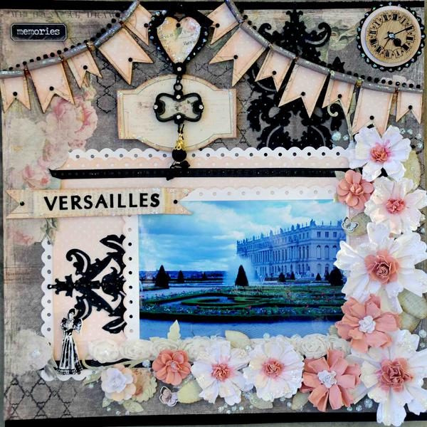 Memories of Versailles