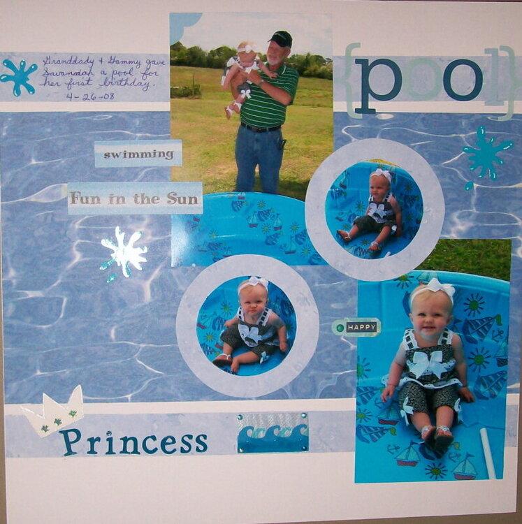 Pool Princess
