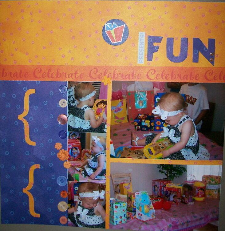 Presents Fun