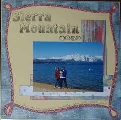 Sierra Mountain High