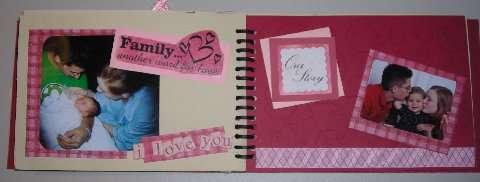mini album page 6