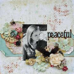 Peaceful...My Creative Scrapbook