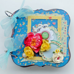 100% Adorable Mini...My Creative Scrapbook...