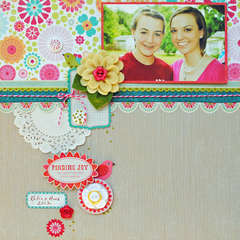 Finding Joy...My Creative Scrapbook