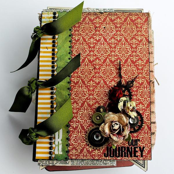 Our Journey Mini....My Creative Scrapbook