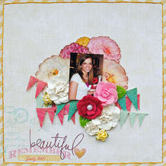 Beautiful...My Creative Scrapbook