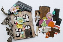 """NEW """"Prima"""" Julie Nutting (Doll House)"""