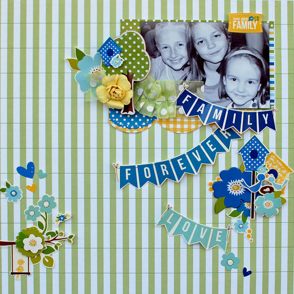 We R Family....My Creative Scrapbook