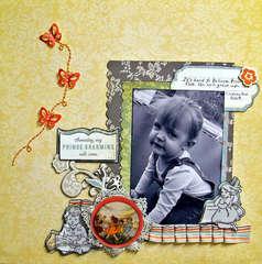 "Someday...""My Scrapbook Nook March Kit"""