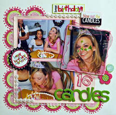 16 Candles...