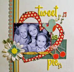 Tweet as Cherry Pie....Nook's June Kit