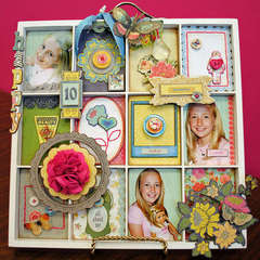 All About Me Tray...