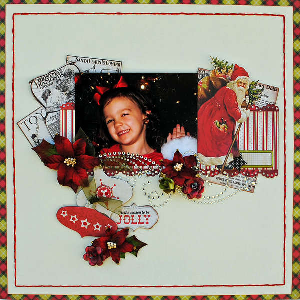 "Tis the Season ""My Creative Scrapbook"""