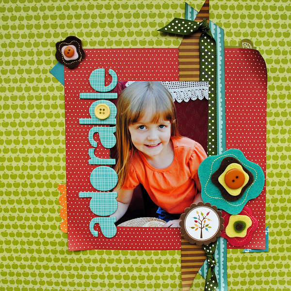 "Adorable...""My Creative Scrapbook"""
