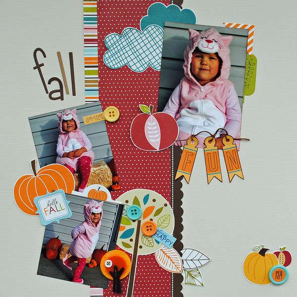 "Fall Fun...""My Creative Scrapbook"""