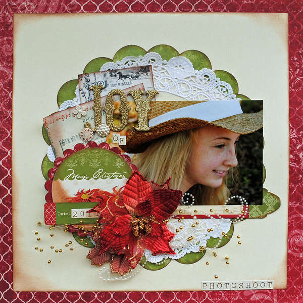 Joy...My Creative Scrapbook