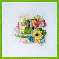Pretty as a Picture...My Creative Scrapbook