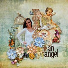 An Angel...