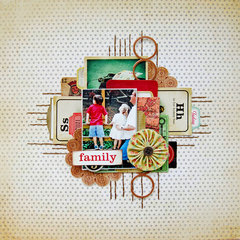 Family...My Creative Scrapbook