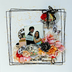 Just Married...My Creative Scrapbook