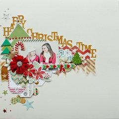Happy Christmas Time