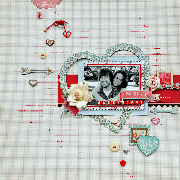 Sweetheart....MY Creative Scrapbook