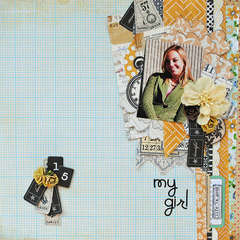 My Girl...My Creative Scrapbook