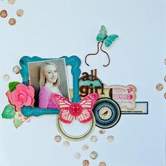 All Girls....My Creative Scrapbook
