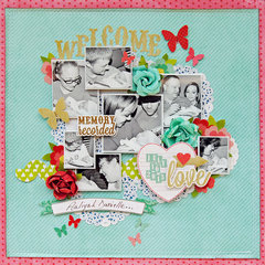 Welcome....My Creative Scrapbook