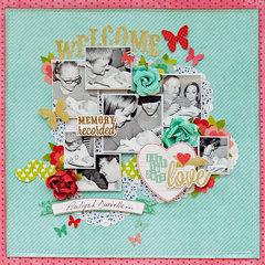 Welcome....My Creative Scrapbook