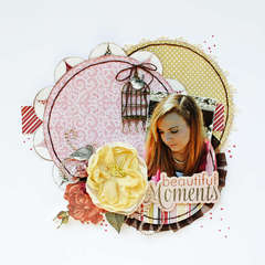 Beautiful Moments...My Creative Scrapbook