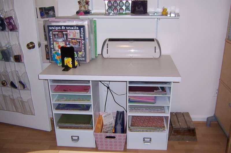 My Scrap Room Cricut Table