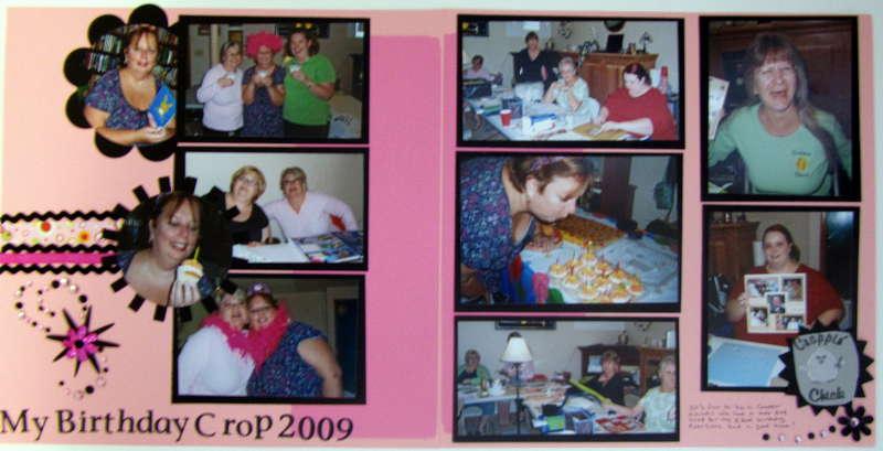 *My Birthday Crop 2009