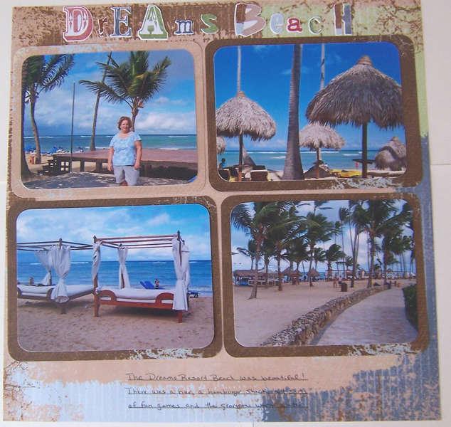 *Dreams Beach 2