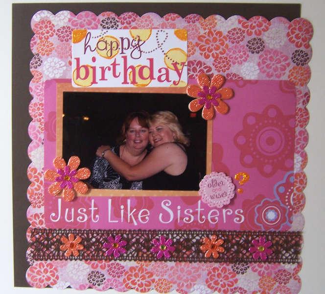 *Like Sisters