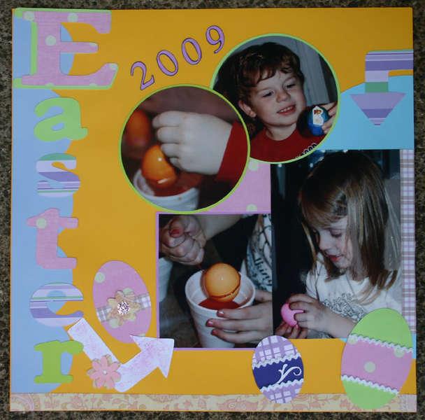 Easter Eggs (Part 1)